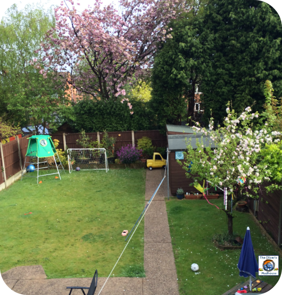 Gorgeous Garden Grass - Stage One The Oliver\\\'s Madhouse