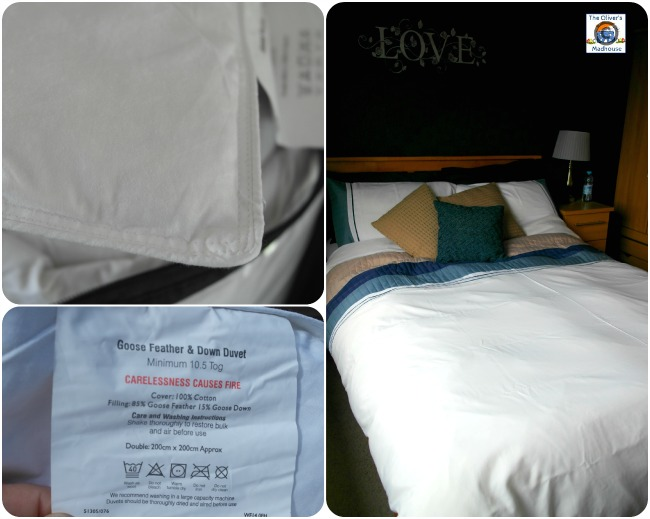 Goose Feather & Down Duvet Review The Oliver\\\'s Madhouse