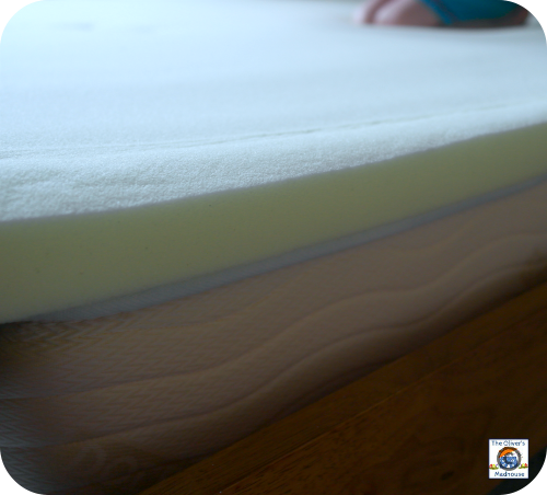 Review: Essentials V40 1 Mattress Topper The Oliver\\\'s Madhouse
