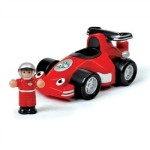 WOW Toys Robbie Racer Review (Giveaway Now Ended)