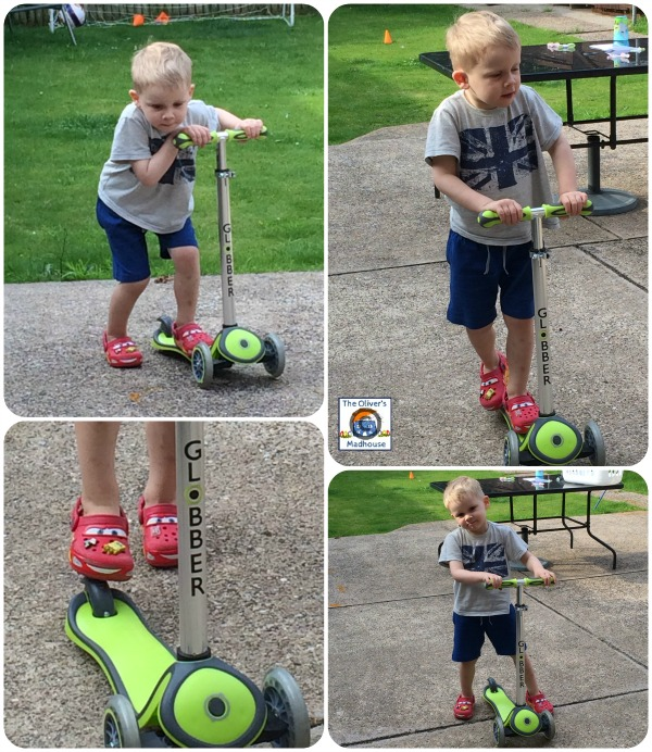 Review: Globber Scooter The Oliver\\\'s Madhouse