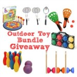 Outdoor Summer Toy Bundle Giveaway (Giveaway Now Closed)
