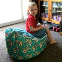 bean bag giveaway