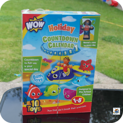WOW Toys - Holiday Countdown Calendar Review & Giveaway (Giveaway Now Closed) The Oliver\\\'s Madhouse