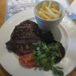 Summer Visit to Beefeater At Millers Barn Nottingham
