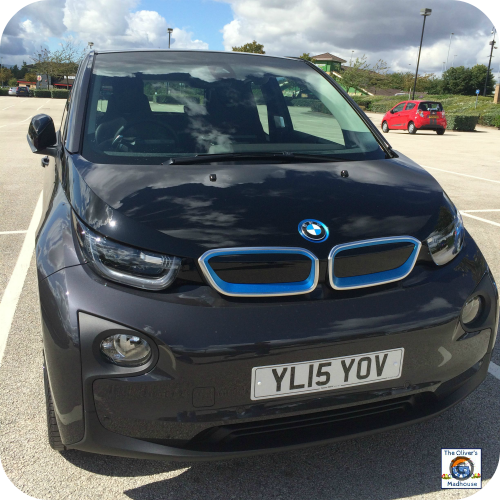 Discovering A Love Of Electric Cars Thanks To The BMW i3 The Oliver\\\'s Madhouse