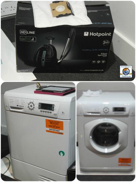 How to be an Allergenius with AO.com and Hotpoint The Oliver\\\'s Madhouse
