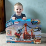 Thomas & Friends TrackMaster Shipwreck Rails Set Review