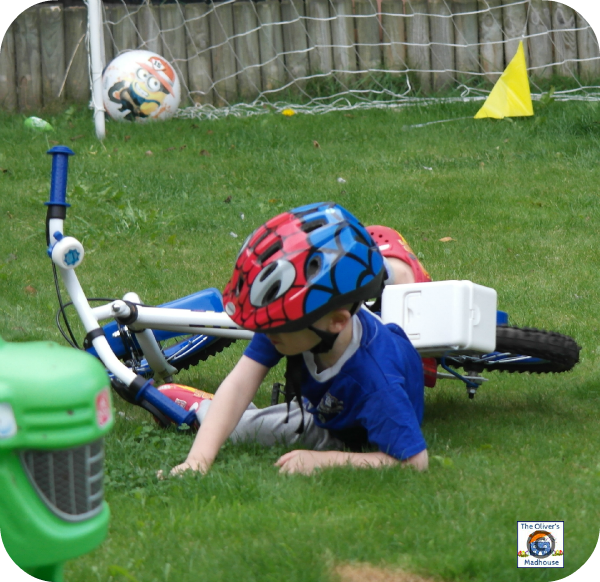 Building Confidence And Riding A Bike The Oliver\\\'s Madhouse