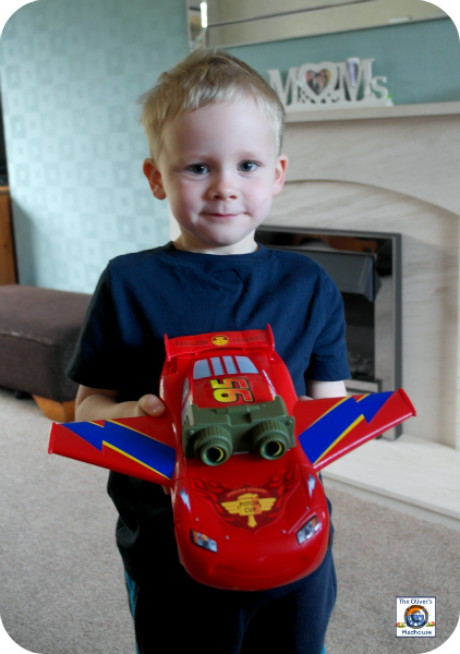 Disney Cars Gear Up McQueen Review The Oliver\\\'s Madhouse