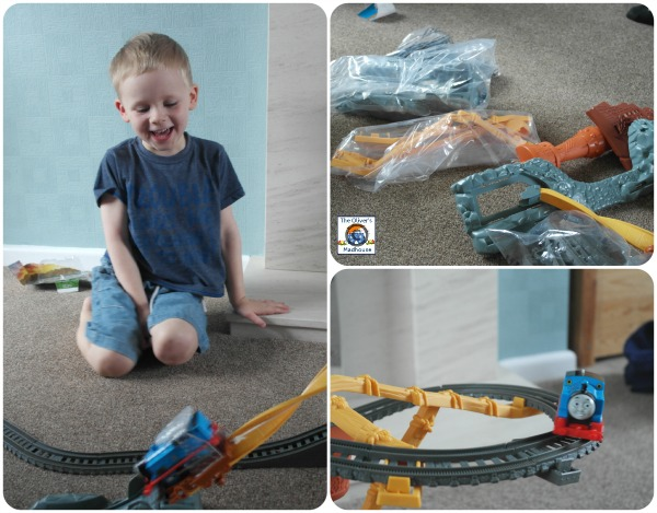 Thomas & Friends TrackMaster Shipwreck Rails Set Review The Oliver\\\'s Madhouse