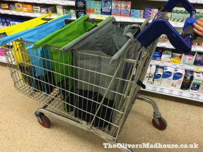 Trolley Bags Review & Giveaway The Oliver\\\'s Madhouse