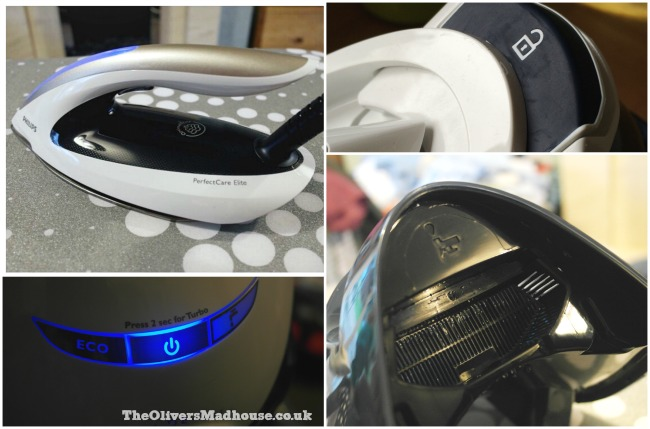 Bursting #IroningMyths With Philips PerfectCare Elite - A Review The Oliver\\\'s Madhouse