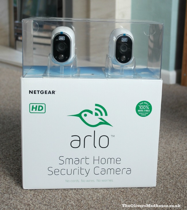 Argo home security system