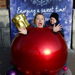 in a bauble