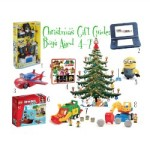 Christmas Gift Guide: Boys Aged 4-7