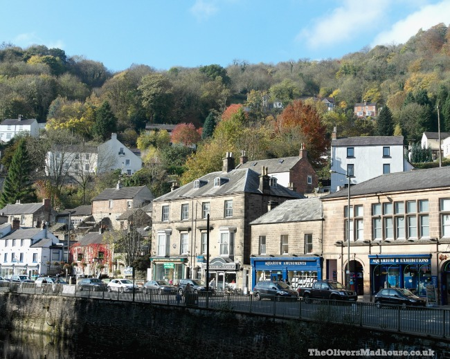 Family Time At Matlock Bath The Oliver\\\'s Madhouse