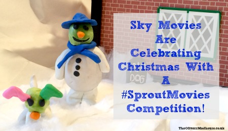 Sky Movies Are Celebrating Christmas With A #SproutMovies Competition! The Oliver\\\'s Madhouse