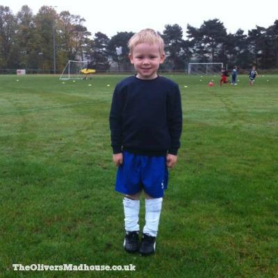 starting football