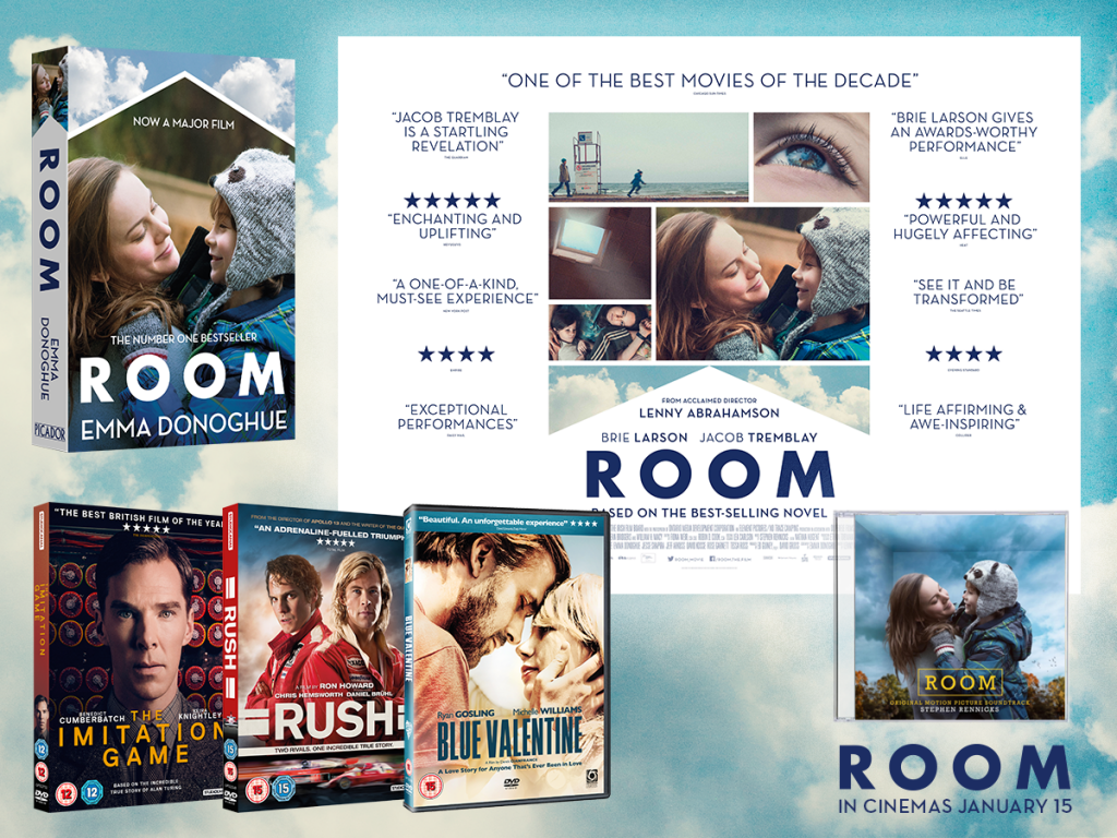 Studio canal's New Film: Room - Plus Giveaway (Giveaway Now Closed) The Oliver\\\'s Madhouse