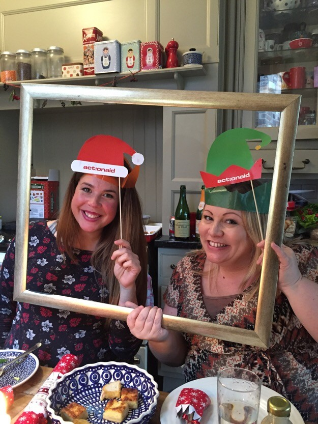How Nottingham Bloggers Took Part In #BlogItForward With A #FauxHoHo The Oliver\\\'s Madhouse