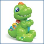 Clementoni Baby T-Rex Giveaway (Giveaway Now Closed)