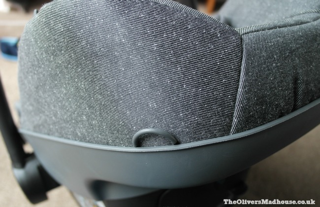 Maxi-Cosi Pebble Plus Car Seat - Our First Thoughts The Oliver\\\'s Madhouse