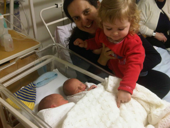 Celebrating Every Birth Story: A Multiple Birth Story The Oliver\\\'s Madhouse