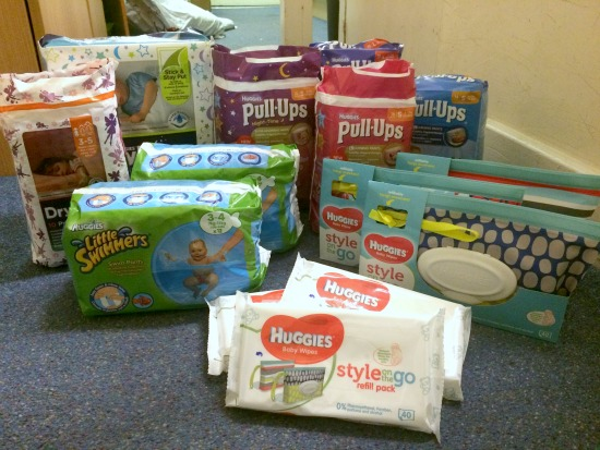 Win A Huge Huggies Bundle! (Giveaway Now Closed) The Oliver\\\'s Madhouse