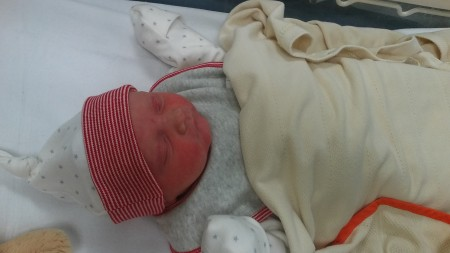 Celebrating Every Birth Story: The Arrival Of Freddie The Oliver\\\'s Madhouse