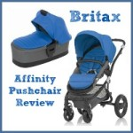 The Britax Affinity Pushchair
