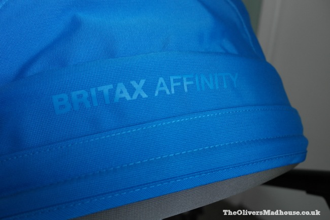 The Britax Affinity Pushchair The Oliver\\\'s Madhouse