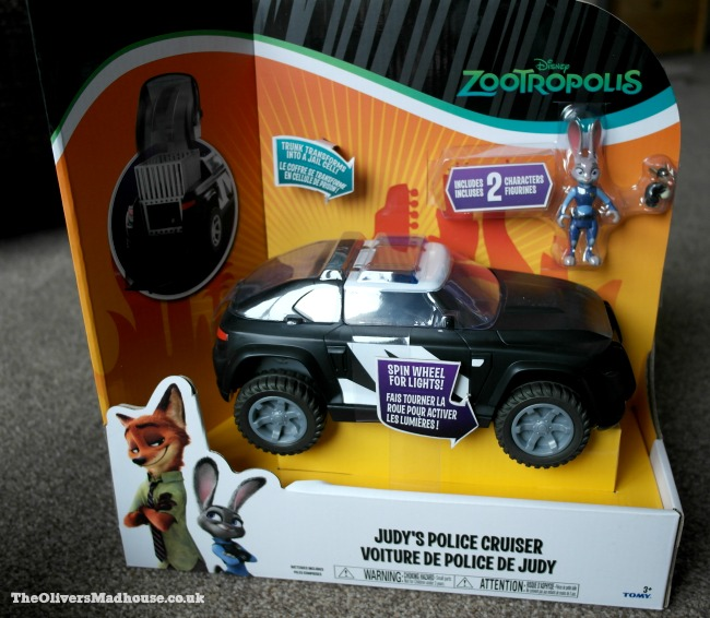 Win A Disney Zootropolis Toy Bundle (Giveaway Now Closed) The Oliver\\\'s Madhouse