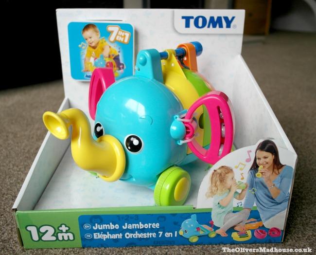 Tomy Jumbo Toy
