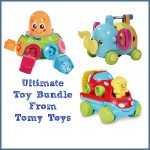 Win An Ultimate Toy Bundle From Tomy Toys (Giveaway Now Closed)