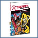 Transformers: Robots In Disguise – A New Mission DVD Giveaway (Now Closed)