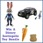 Win A Disney Zootropolis Toy Bundle (Giveaway Now Closed)