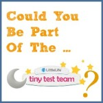 Could You Be Part Of The Tiny Test Team?