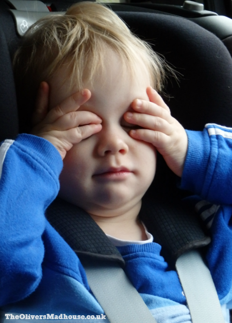 The Car Captive Parent #CarSeatConundrums The Oliver\\\'s Madhouse
