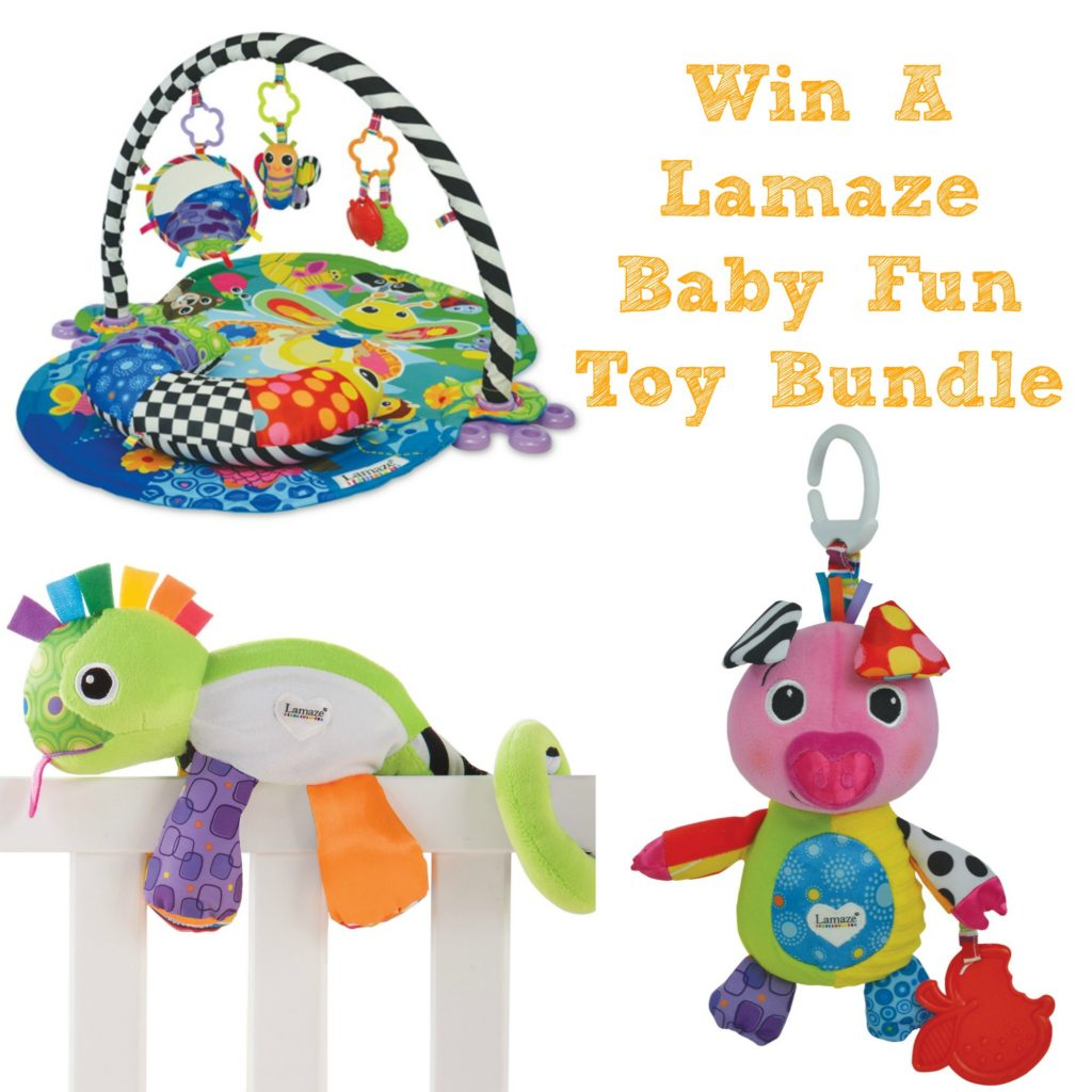 Win A Lamaze Baby Fun Toy Bundle The Oliver\\\'s Madhouse