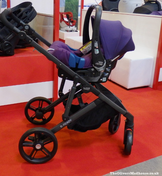 At The Baby Show With Some Products I have Tried & Tested The Oliver\\\'s Madhouse