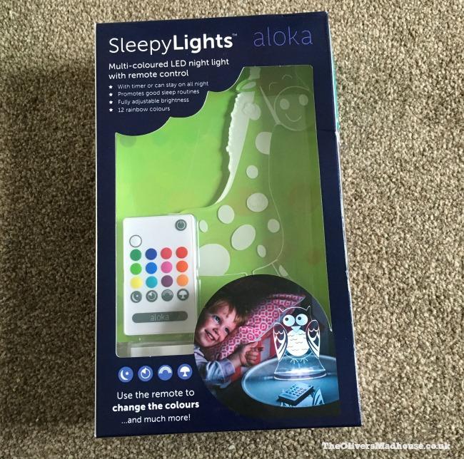 Aloka Baby Giraffe Sleepylight Night Light Review The Oliver\\\'s Madhouse