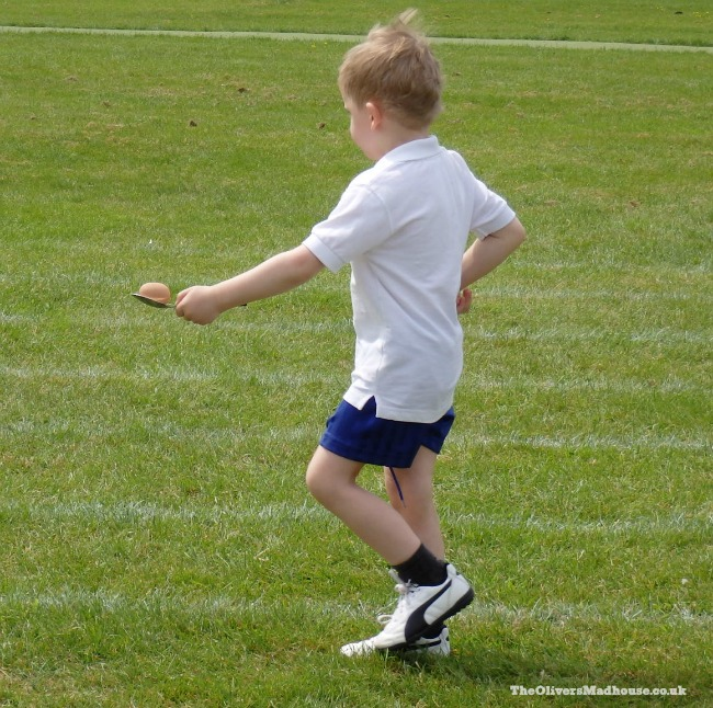 Joshua's First Sports Day The Oliver\\\'s Madhouse