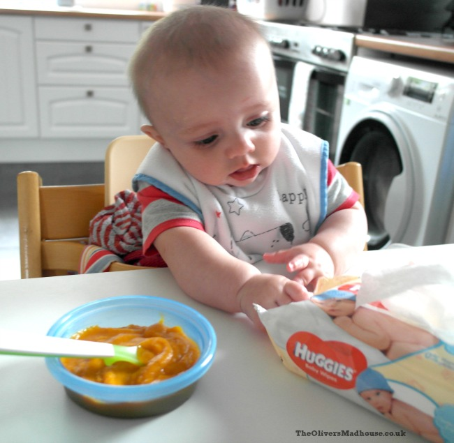 Why We Love Huggies Wipes & Becoming An Ambassador The Oliver\\\'s Madhouse