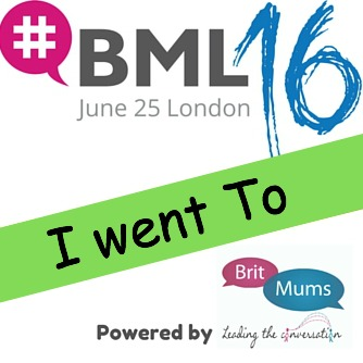 i went to BML16