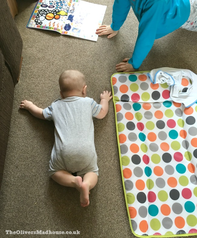 Baby Jacob Is On A Roll The Oliver\\\'s Madhouse