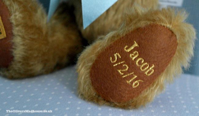 bears stitching