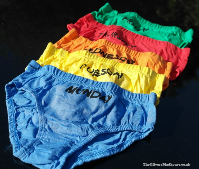 weekday pants