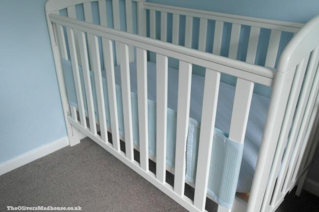 BabyBundle Safebreathe Cot Wrap Review The Oliver\\\'s Madhouse