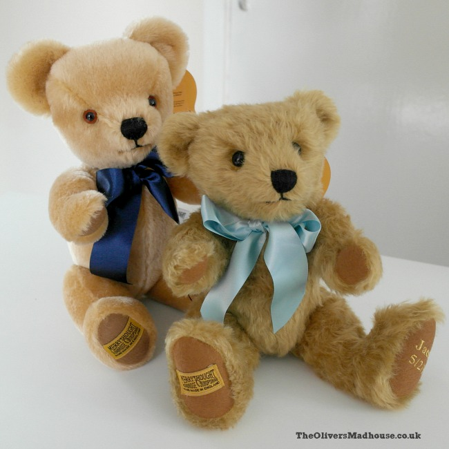 2 merrythought bears